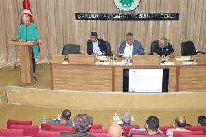 Şanlıurfa TSO 2019-2023 Stratejik Planını Hazırlıyor